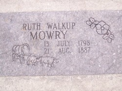 Ruth <I>Walkup</I> Mowry