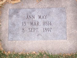 Ann Randall <I>May</I> May