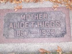 Alice Taylor <I>Doman</I> Higgs