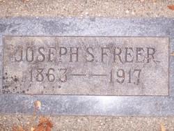 Joseph Slack Freer