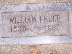 William Freer
