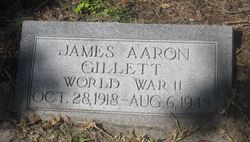 James Aaron Gillett