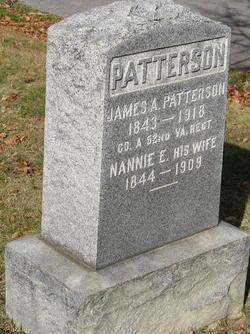 James Artemus Patterson Jr.