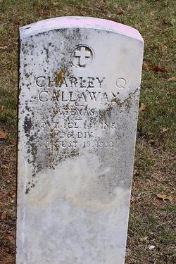 Charley Quincy Callaway