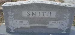 Addie <I>Jones</I> Smith