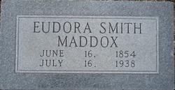 Eudora C <I>Smith</I> Maddox