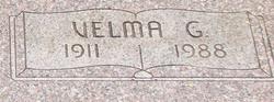 Velma <I>Greenwood</I> Edwards