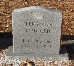 Debra Ann Bradford