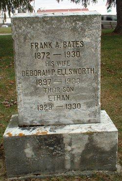 Deborah Pearl <I>Ellsworth</I> Bates
