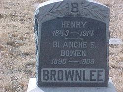 Blanche E. Bowen