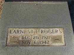 Earnest E. Rogers