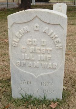 Glenn C Aiken