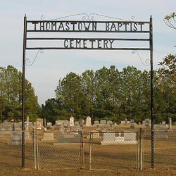 Thomastown Baptist Cemetery