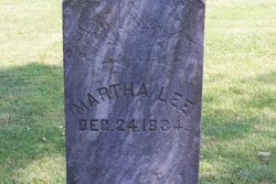 Martha <I>Waddle</I> Lee