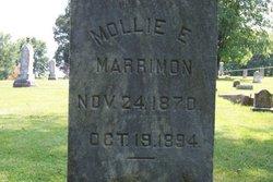 "Mary Emma Bell ""Mollie"" <I>King</I> Marimon"