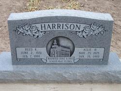 Allie Huntsman Harrison