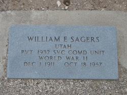 William Elbern Sagers