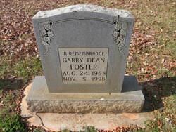 Garry Dean Foster