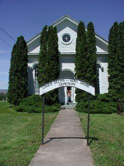 Lower Selma - Noel Shore Cemetery