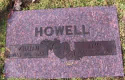 Cora Alma <I>Keene</I> Howell