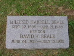 Mildred <I>Harrell</I> Beale