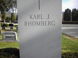 Karl James Rhomberg