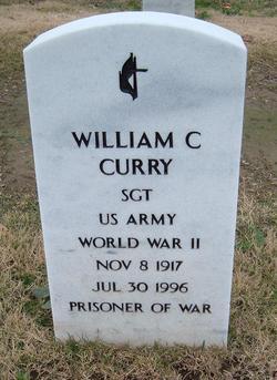 William C Curry
