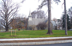 Saint Lukes Church Cemetery