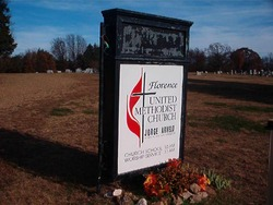 Florence United Methodist Cemetery