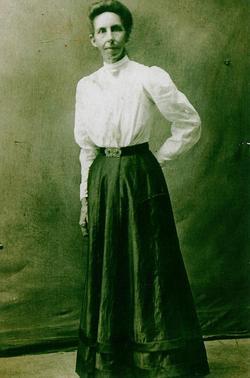 Martha Emaline Logston