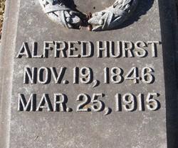 Alfred Hurst