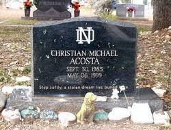 Christian Michael Acosta