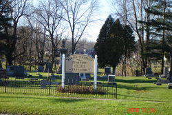 Newton Township Cemetery East Side