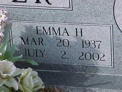 Emma Mae <I>Heath</I> Carter