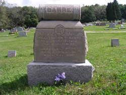 Wellington Theodore Barre