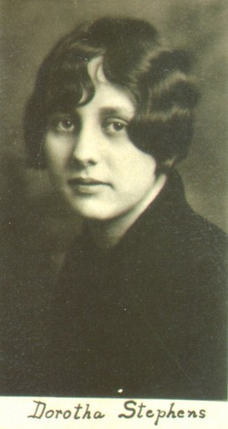 Dorotha Elizabeth <I>Stephens</I> Reeder