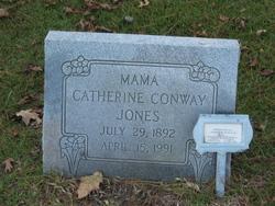 Catherine Conway Jones