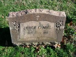 Joyce G. <I>Dietz</I> Abel