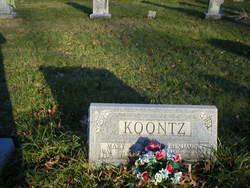 """Mary Elizabeth """"Molly"""" <I>Ritchey</I> Koontz"""