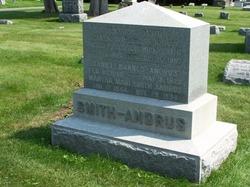 Daniel <I>Barnes</I> Andrus