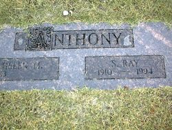 Samuel Ray Anthony