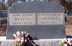 Florence <I>Holmes</I> Bryant