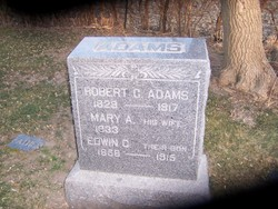 Robert C Adams