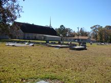Woodlawn Baptist Cemetery
