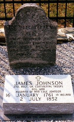 PVT James Johnson, Sr