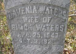 Lavenia <I>Allen</I> Waters