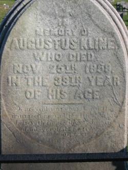 Augustus Kline
