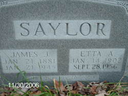 James Joseph Saylor