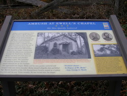 Ewell Chapel Cemetery