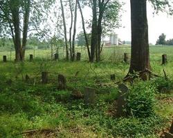 Old Haas Cemetery